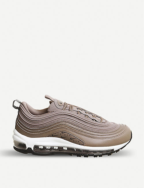 92f6dc6518b NIKE - Air Max 97 leather trainers