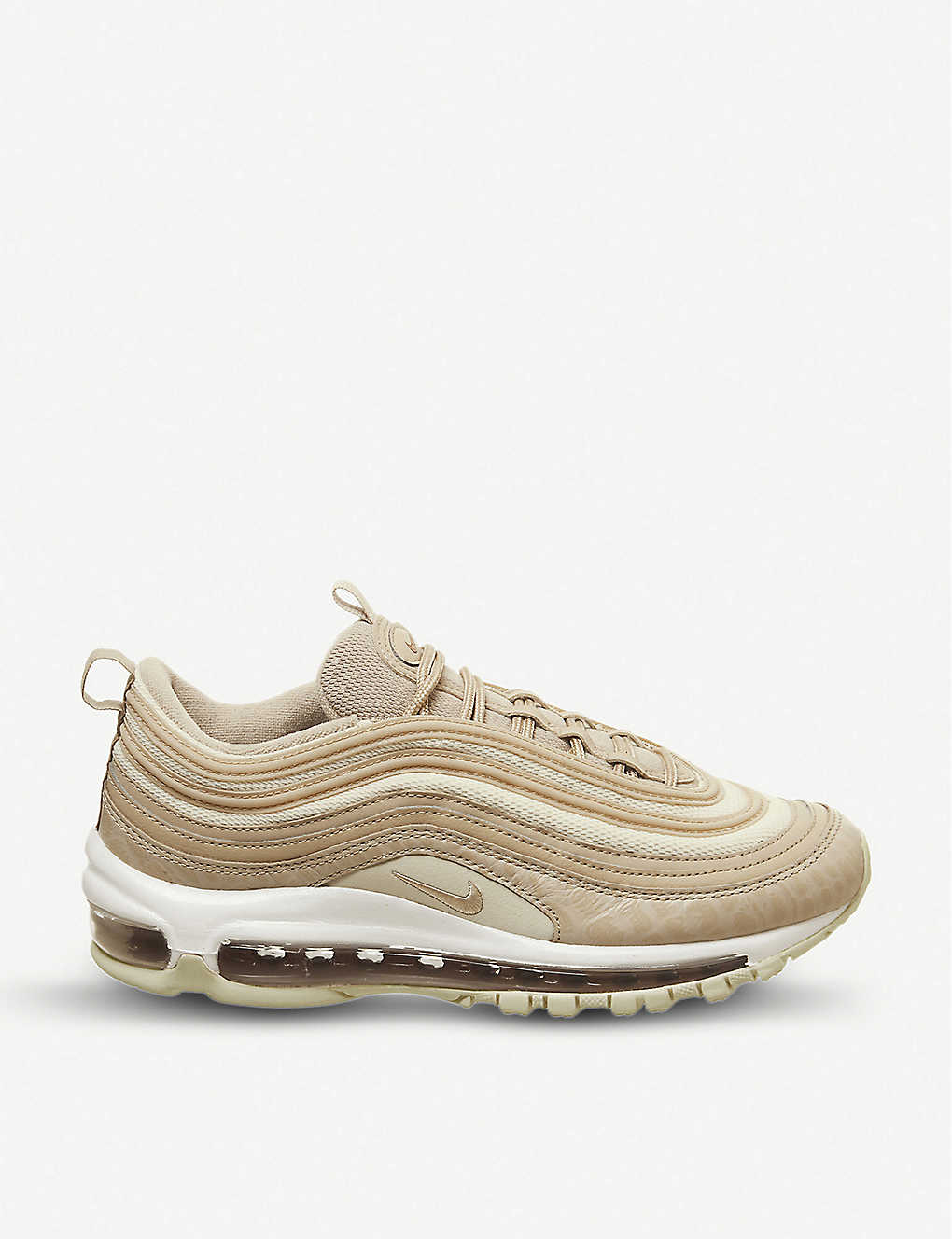 low priced e0454 439a3 Air Max 97 tonal leather trainers