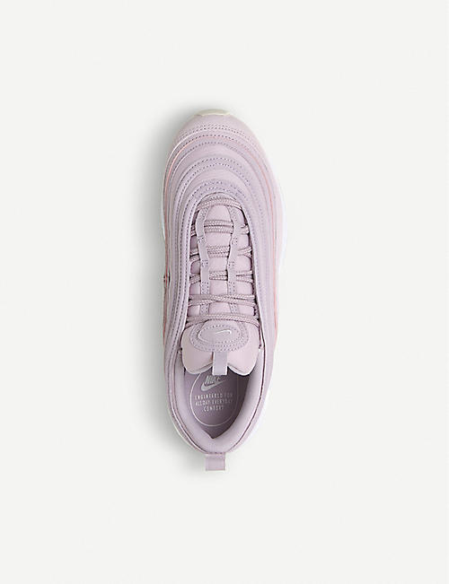 the best attitude 2d5af 16367 NIKE Air Max 97 leather trainers
