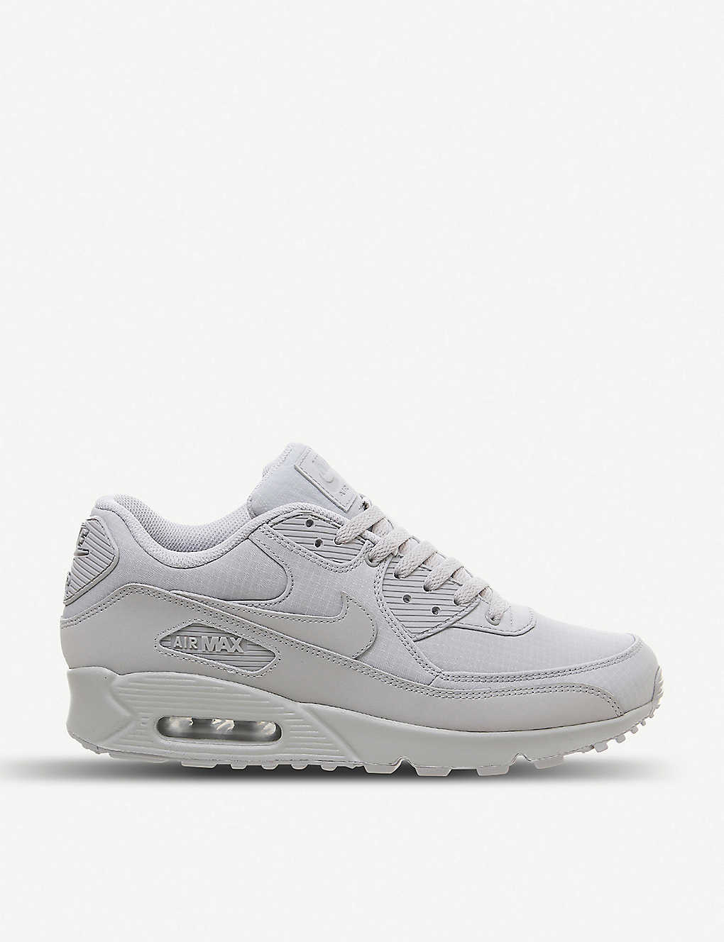 meilleure sélection a05b8 19d23 Air Max 90 leather and mesh trainers