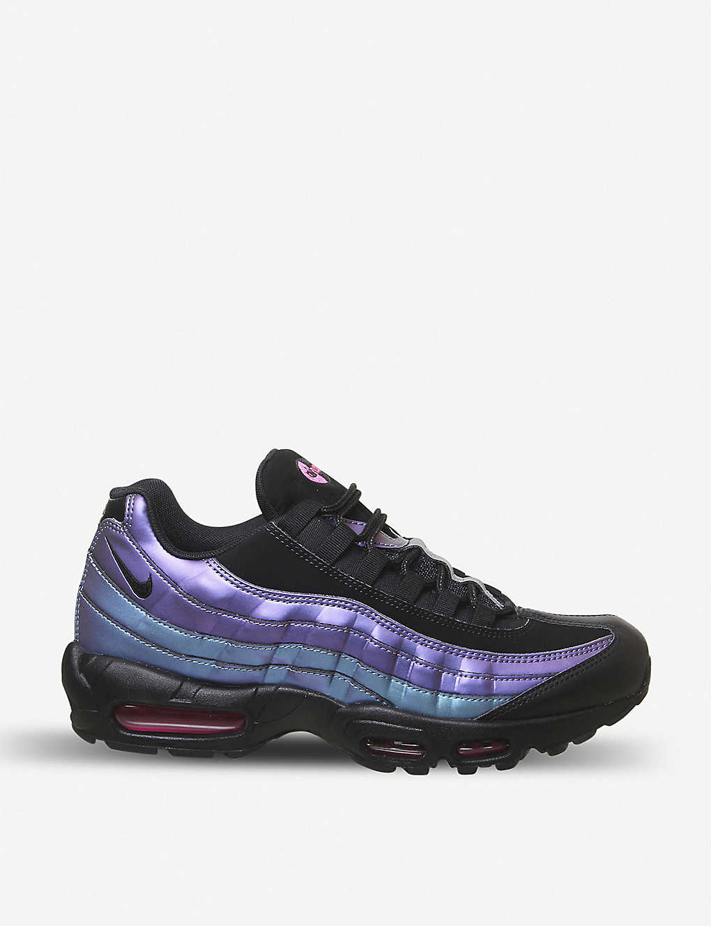 low priced 1832c e766b Air Max 95 leather and synthetic trainers