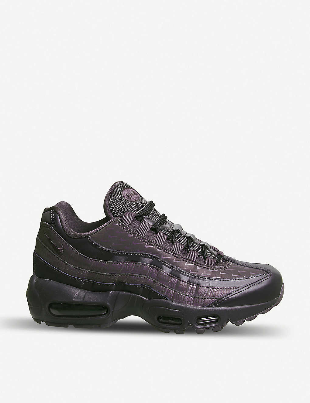 low priced ffb81 43b76 Air Max 95 leather and synthetic trainers