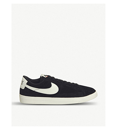 NIKE - Blazer low-top suede trainers  0e8cb1dfc489