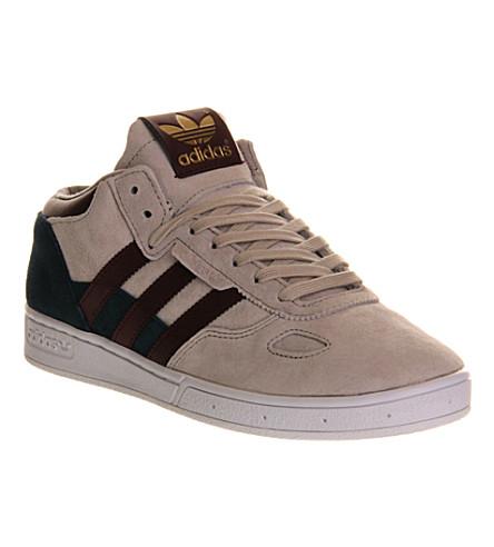the best attitude 2eacf 7399d ... ADIDAS Ciero mid shoes (Chrome+maroon. PreviousNext