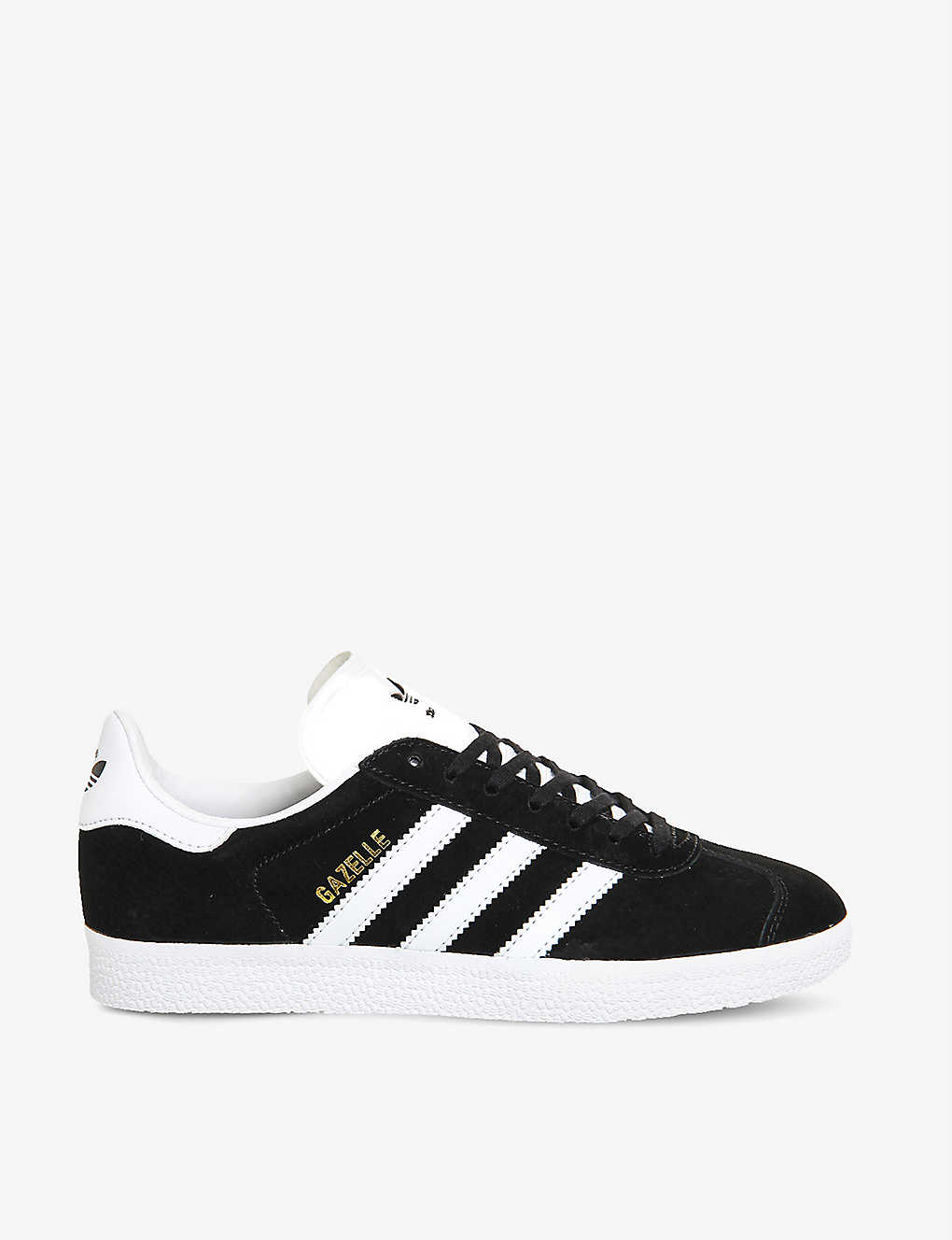 ADIDAS: Gazelle suede trainers