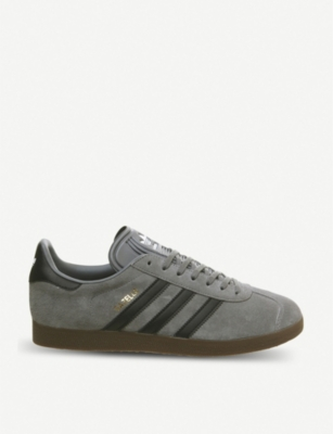 ADIDAS Gazelle suede trainers