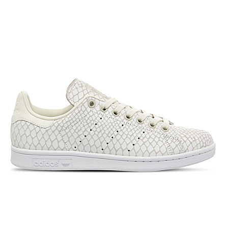 competitive price 43831 ef2ac ADIDAS - Stan smith leather low-top trainers | Selfridges.com