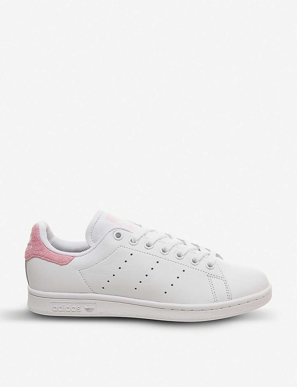 ADIDAS Stan Smith leather trainers |