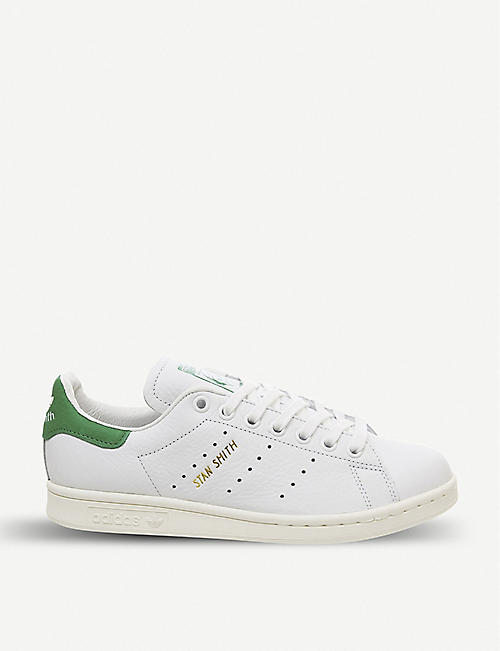 pretty nice be61f 9c980 ADIDAS Stan Smith leather trainers