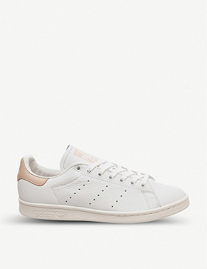 ADIDAS Stan Smith leather trainers