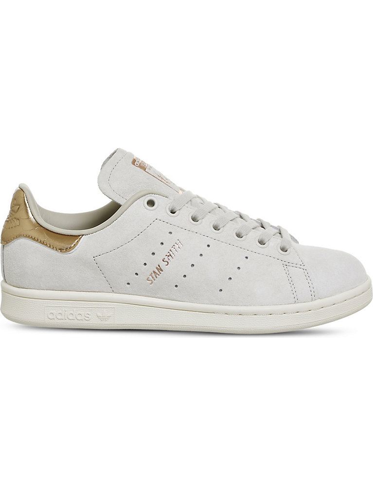 best sneakers 267df 55e86 ADIDAS - Stan Smith suede trainers | Selfridges.com