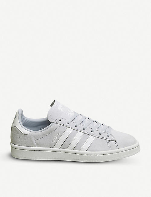 new arrival 9ea3c 09dd2 ADIDAS Campus suede trainers