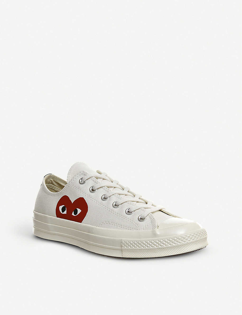 fff7f46795ee COMME DES GARCONS - Converse 70s x play cdg trainers