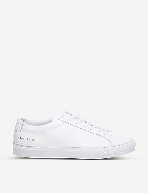 6d4ad8bc6d74 COMMON PROJECTS Original Achilles leather low-top trainers