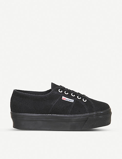 SUPERGA 2790 canvas trainers