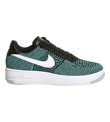 1 Nike Flyknit Force Air Trainers SqzMpUVG