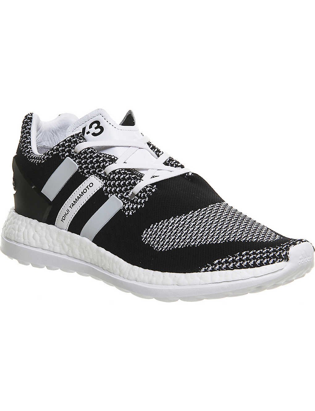 new style 20d78 37d38 ... Pure Boost ZG Primeknit trainers ...