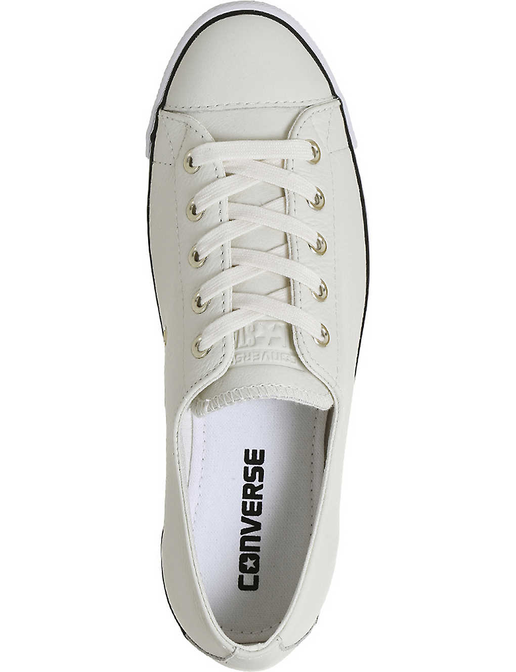 f74b01b8c09f CONVERSE - CT Lite 2 leather trainers