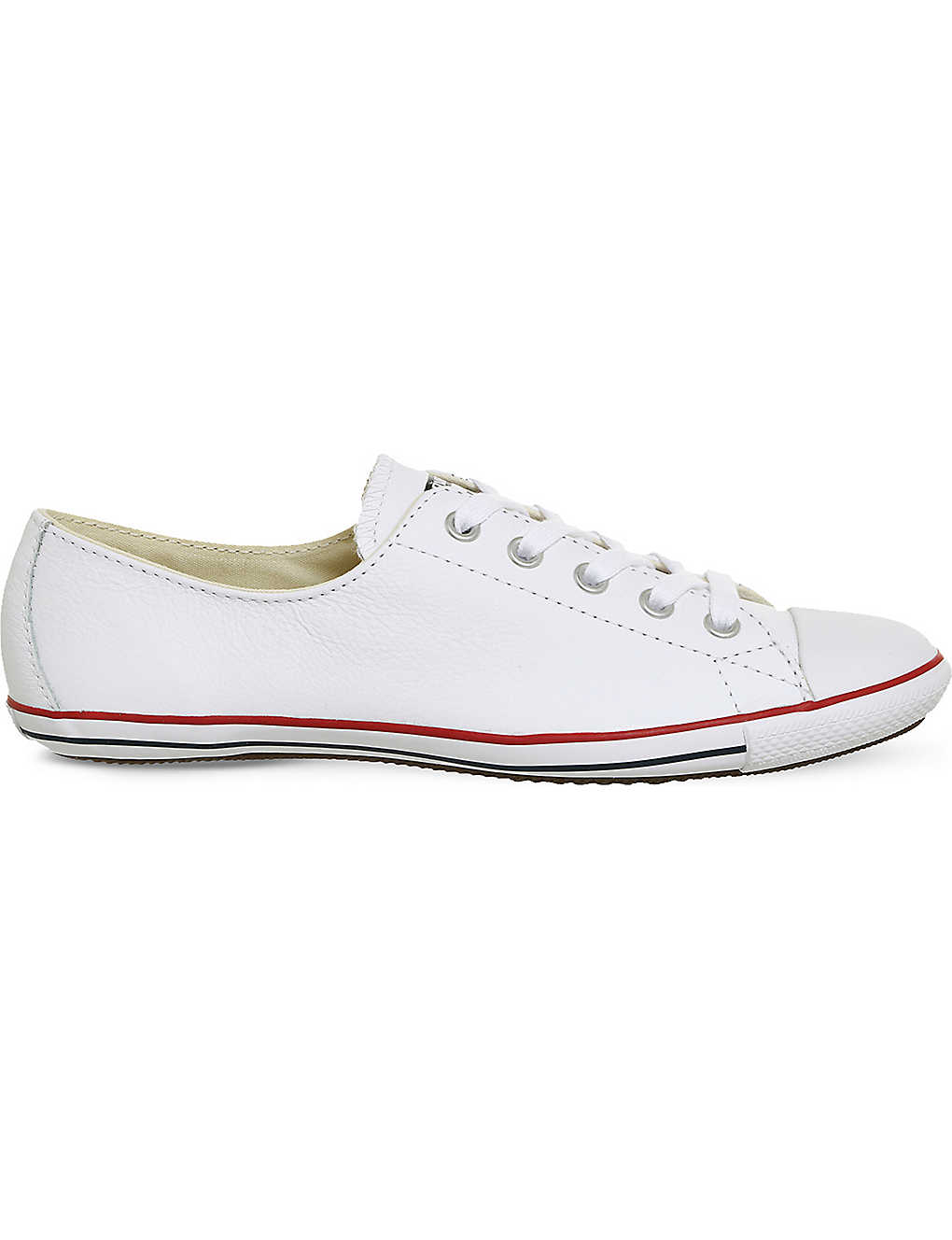 b41804f5602 CONVERSE - Chuck Taylor Lite 2 leather trainers | Selfridges.com