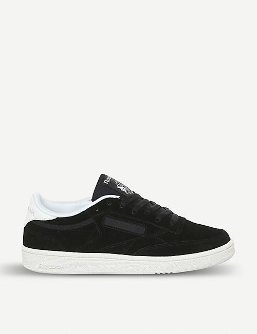 9d1394203bb44 REEBOK Club C 85 leather trainers
