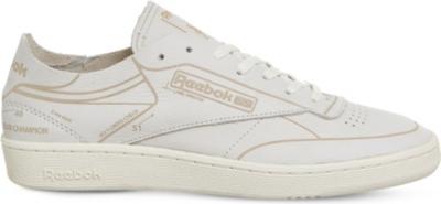 86c201d2245 REEBOK - Club C 85 HMG leather trainers