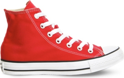 CONVERSE All Star canvas high-tops
