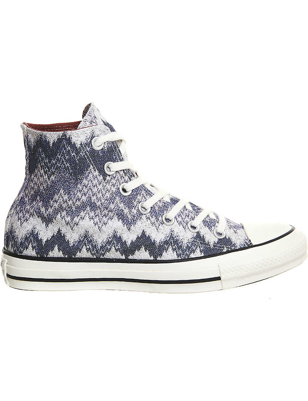 8ac464923ede CONVERSE - Chuck taylor x missoni all star high-top trainers ...