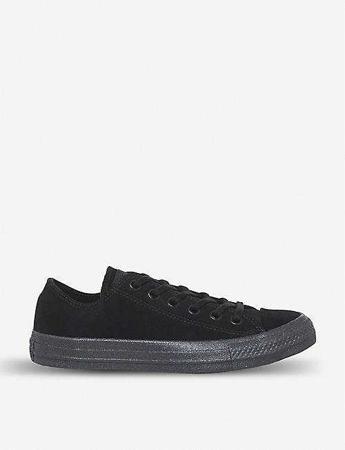 CONVERSE All Star low top suede trainers