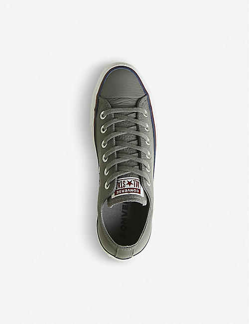CONVERSE All-Star Low leather trainers