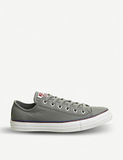 2dc46892e9a5c5 CONVERSE All-Star Low leather trainers