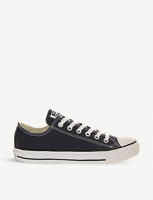 be23dd36d911bb CONVERSE All Star low-top canvas trainers
