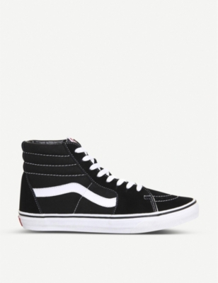 VANS Sk8 high-top trainers