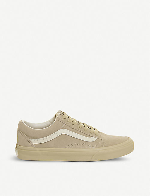 e641b29a874 VANS Old Skool suede trainers