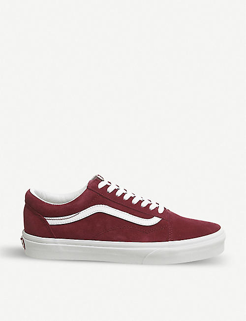 829c19ba88 VANS Old Skool suede trainers