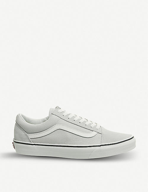VANS Old School canvas and suede trainers caa968343