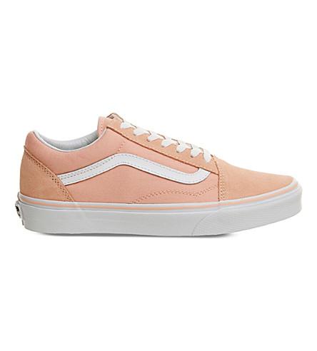3f519ac94e7758 VANS Old skool trainers (Tropical+peach+white