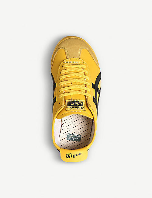 ASICS Mexico 66 leather trainers