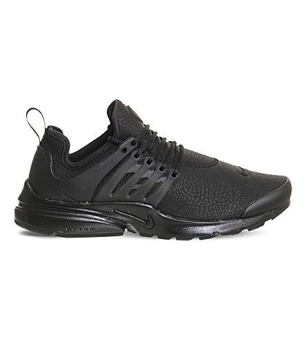 check out presenting special for shoe NIKE - Beautiful x Air Presto Premium leather trainers ...
