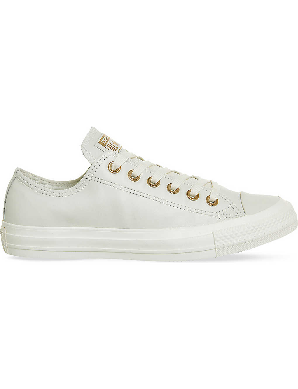 270981f92662 ... All star low-top leather trainers zoom ...
