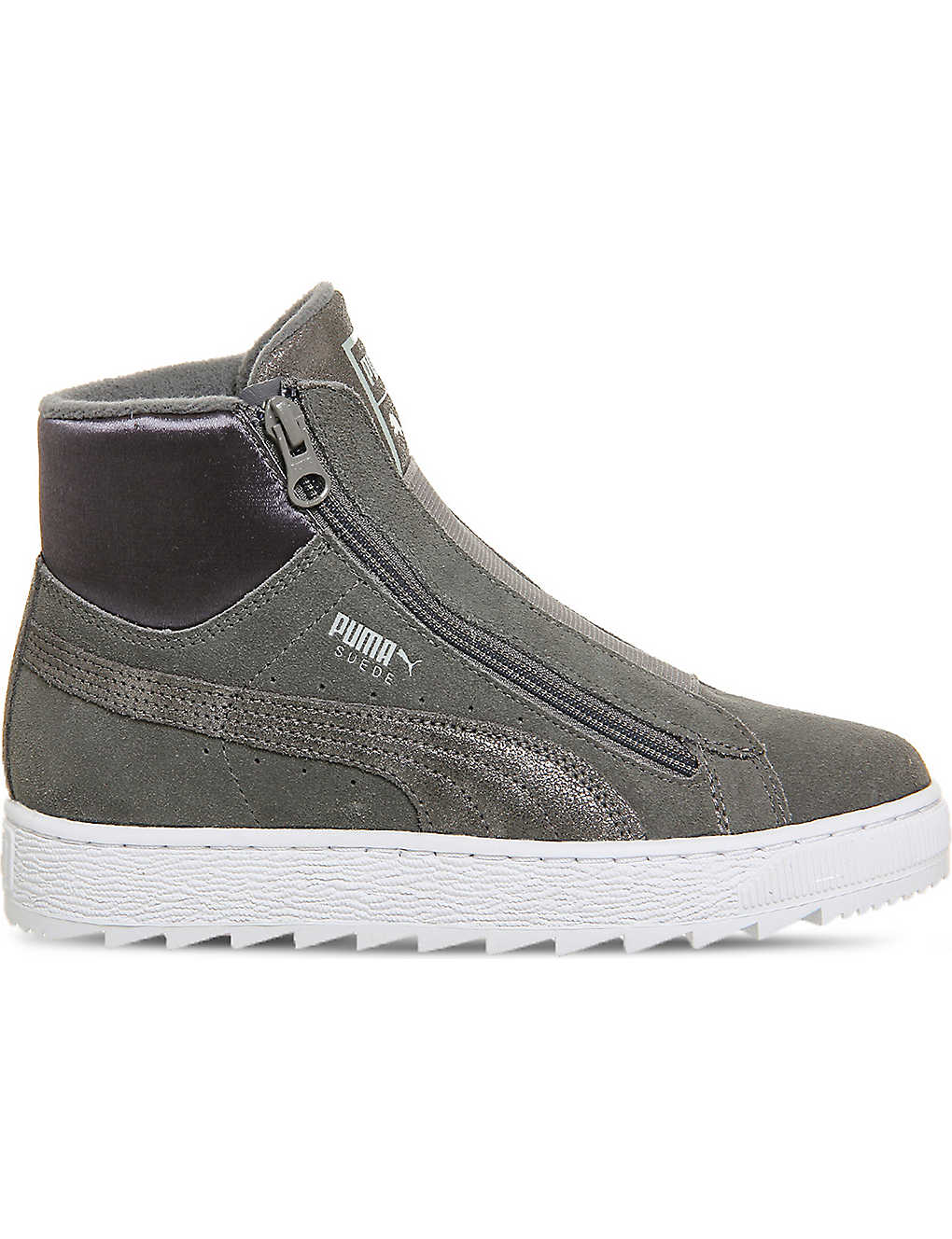 buy online 53f7d 6f233 PUMA - Suede classic high-top trainers | Selfridges.com