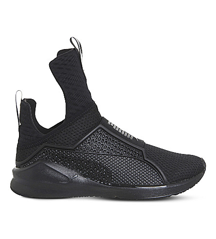 ... PUMA Rihanna Fenty Fierce trainers (Black+black. PreviousNext df7c8b1ef