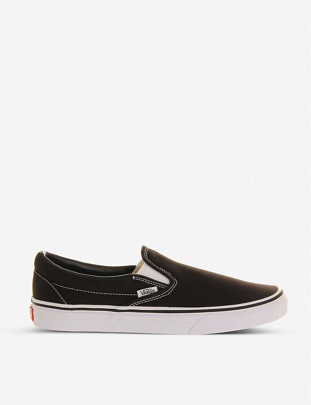 VANS: Classic slip-on trainers