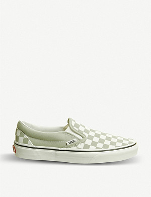 VANS Classic 98 DX slip-on canvas trainers