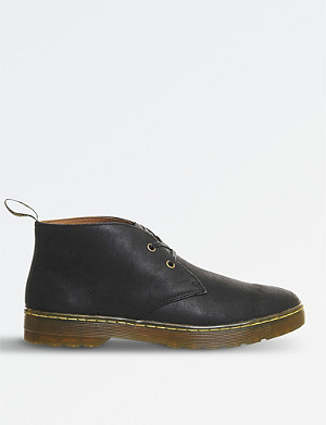DR. MARTENS Cabrillo Wyoming leather desert boots