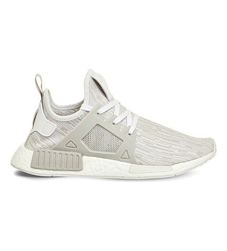 a24b438be81aa ADIDAS NMD RX1 Primeknit trainers (White+pearl+grey+pk