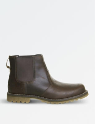 TIMBERLAND Larchmont leather chelsea boots