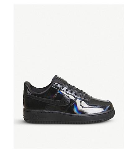san francisco fa036 87d2b NIKE - Air Force 1 07 low-top iridescent sneakers  Selfridge