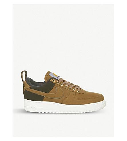 15b6316ea33 NIKE Air Max 1 suede sneakers (Carhartt+black+sail