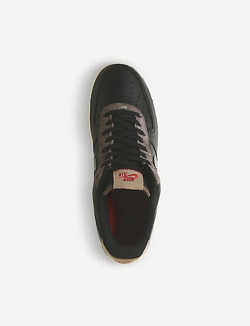 new products 1e198 a029b NIKE Air force 1 07 leather trainers