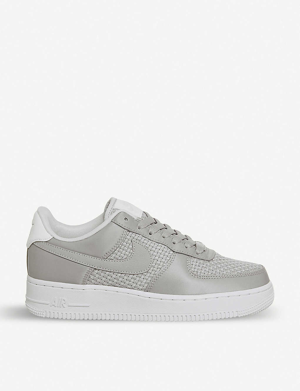 new concept c5394 26f4e NIKE Air Force 1 07 leather trainers